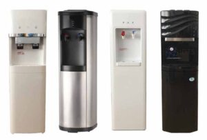 Tipos de dispensadores de agua para empresa y hogar